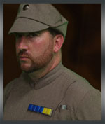 j. scott browning as imperial officer